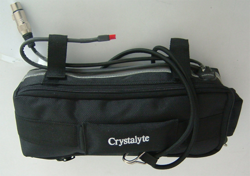 Crystalyte Battery Bags For Lithium